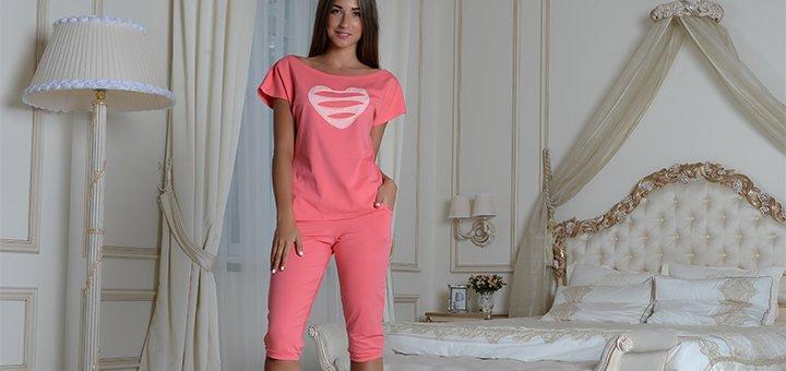 Знижка 30% на одяг для всієї родини від українського бренду «Skif Textile»