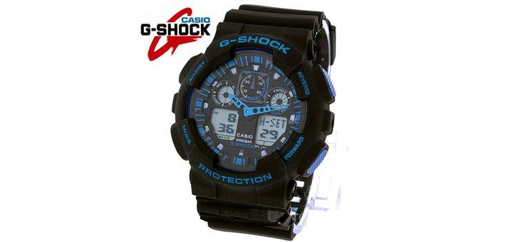 Скидка -40% на часы бренда «Casio G-shock»