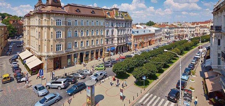 От 3 дней отдыха в сети отелей «Polska Poduszka» во Львове