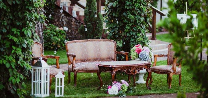 От 3 дней отдыха с завтраками и ужином в загородном комплексе «Веселый Заяц» под Киевом