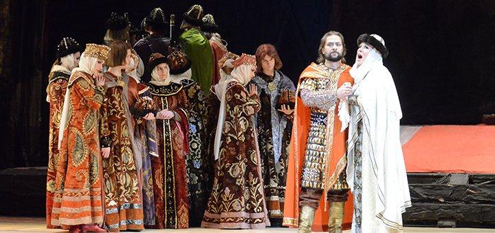 Скидка 50% на два билета на спектакли в Днепропетровском академическом театре оперы и балета