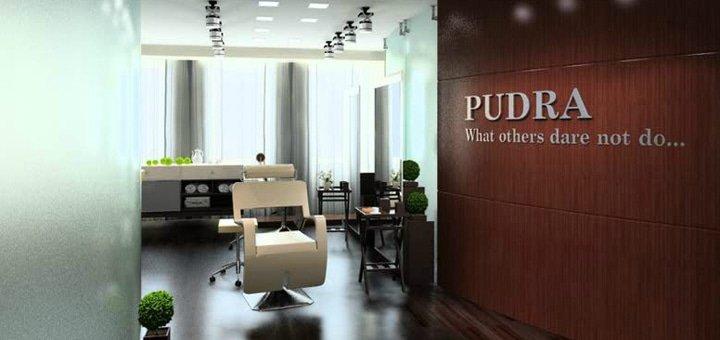 До 5 сеансов инъекционной мезотерапии волосистой части головы в салоне красоты «PUDRA»