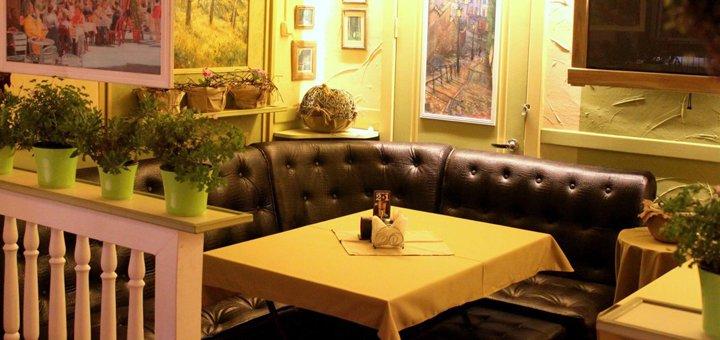 Скидка 50% на все меню кухни в ресторане «Chicho BarGrill»