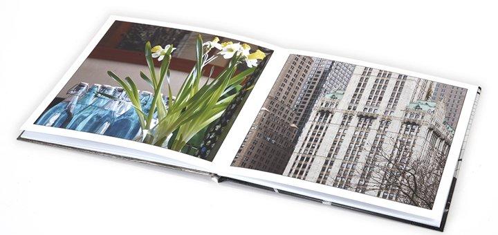 Печать ярких подарочных фотокниг от «Starbooks»