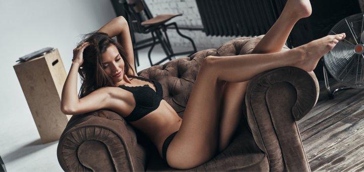 Шугаринг ног полностью, подмышек и зоны глубокого бикини в салоне красоты «Sher»