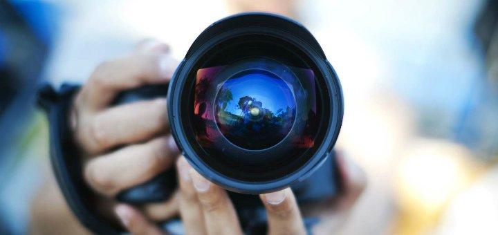 Фотокурс для начинающих «Старт» от фотошколы «Зелёный квадрат»