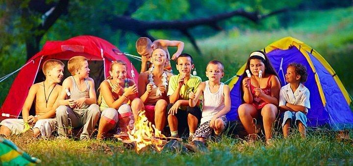 Скидка 9% на посещение летненго лагеря «Скаутські пригоди» в школе «Kid'Z Studio»