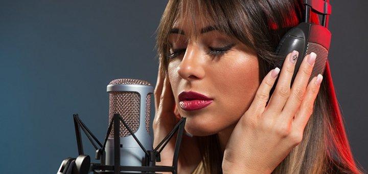 До 8 занятий вокалом или индивидуальный мастер-класс от школы «Мастер»