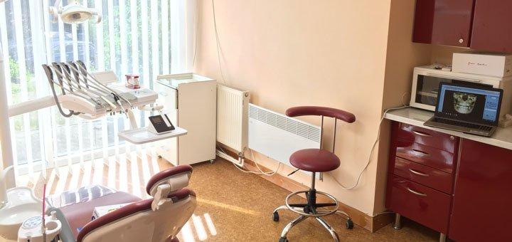 Скидка до 58% на установку металлокерамических коронок в клинике «StasyukClinic»