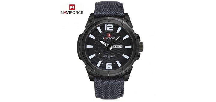 Скидка до -50% на наручные часы Naviforce в интернет - магазине «RAFF»