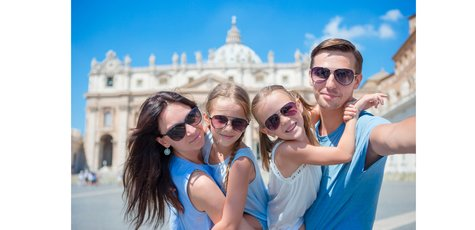 Happy-young-family-taking-selfie-at-st-peters-basilica-church-in-vatican-city-rome-happy-travel-parents-and-kids-75602182