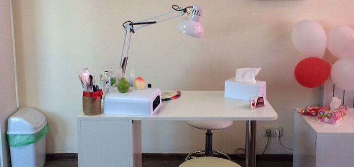 Маникюр и педикюр с покрытием гель-лаком в салоне «Beauty bar Grenadine»
