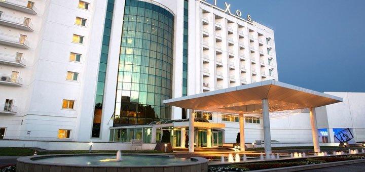 От 3 дней отдыха с полным пансионом и SPA в «Rixos-Prykarpattya Resort 5*» в Трускавце