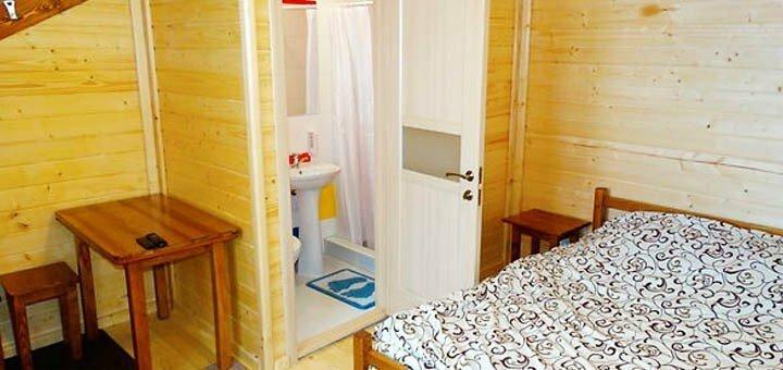 От 4 дней зимнего отдыха с питанием в отельно-ресторанном комплексе «Крым» в Яремче