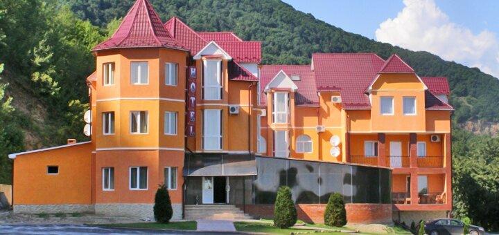 От 5 дней отдыха с трехразовым питанием в санатории «Орлиное гнездо» в Закарпатской области