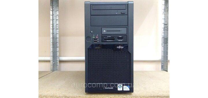 Скидка 10% на компьютер для дома и офиса Fujitsu P5730 (PDC E5400/2GB/160GB)