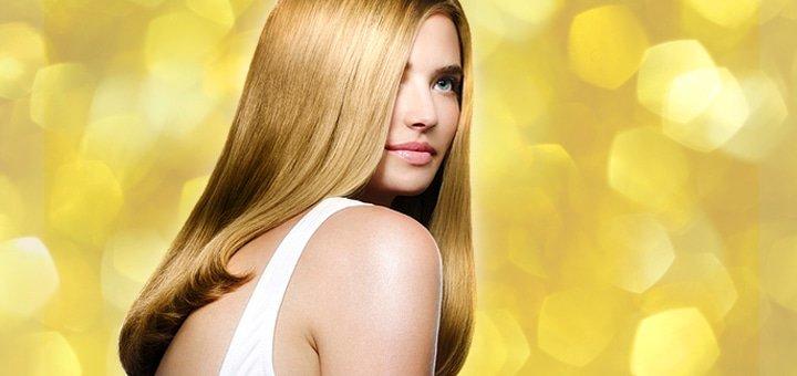 Подари красоту своим волосам! Кератирование (бразильское выравнивание) волос любой длины в салоне красоты «SheВелюр»!