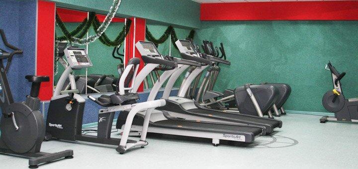 До 3 месяцев безлимитного посещения тренажерного зала в спортклубе «Спортренд» на Троещине