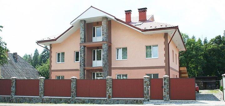 От 2 дней отдыха с питанием в отеле «Рассвет» на эко-курорте в Закарпатье
