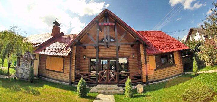 От 2 дней отдыха в частной усадьбе «Прутец» в Татарове в Карпатах