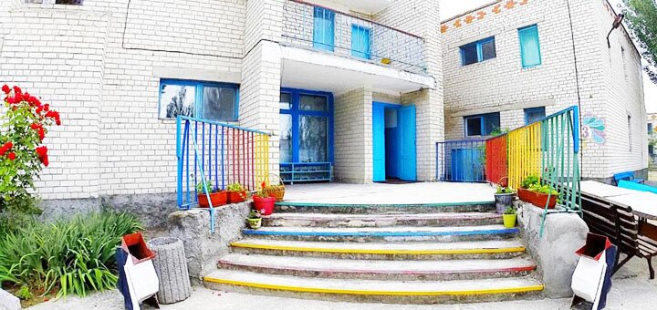 От 2 дней отдыха весной и в начале лета в хостеле «Орлятко» в Генической горке на Азовском море