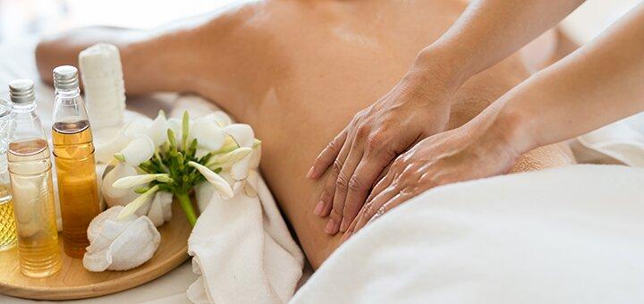 До 5 сеансов общего классического массажа от массажного центра «Respine»