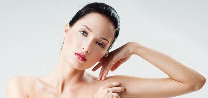 Побалуй свое личико! RF-лифтинг + массаж лица в салоне красоты «Море»!