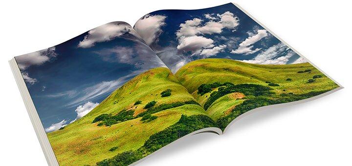 Фотожурнал на 60 страниц и 60 фотографий – всего за 160 грн