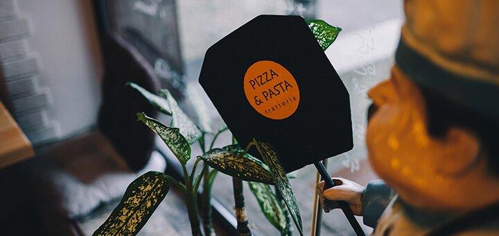 Салат и закуска для компании в пиццерии «Pizza&Pasta TRATTORIA»