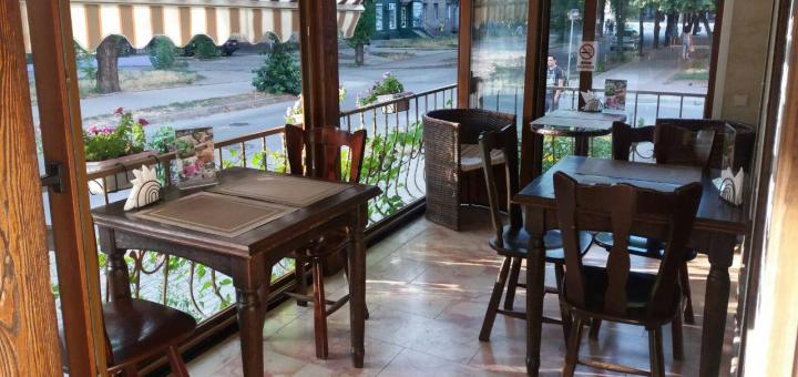Скидка 50% на всё меню десертов и напитки в кофейне «Ristretto»
