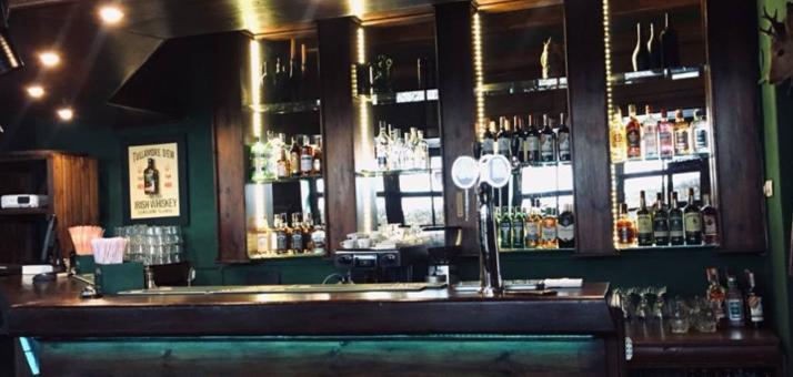 Скидка 50% на все меню кухни, разливное пиво, алкогольные коктейли в «The Temple Bar Irish pub»