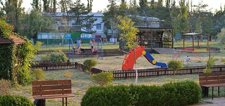 От 3 дней отдыха летом в пансионате «Татьяна» в Коблево на Черном море