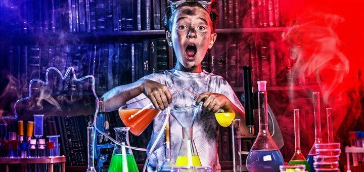 Билет в парк научных развлечений «Лаборатория чокнутого профессора»