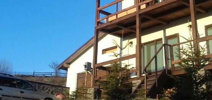 От 3 дней отдыха летом с завтраками в отеле «Agora Chalet» в Славском