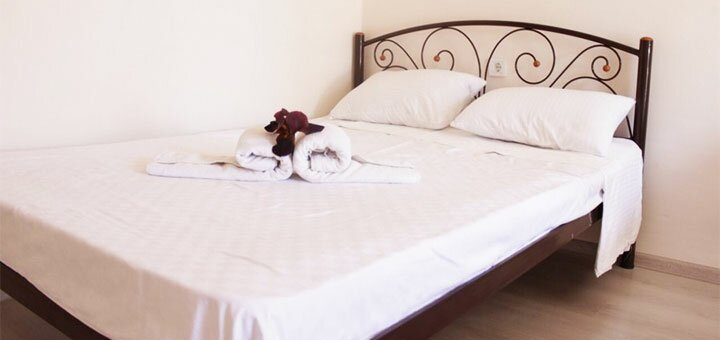 От 4 дней летнего отдыха в гостинице «DEL MAR» в Коблево на берегу Черного моря