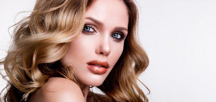 Перманентный макияж межреснички в «CandyPermanent»