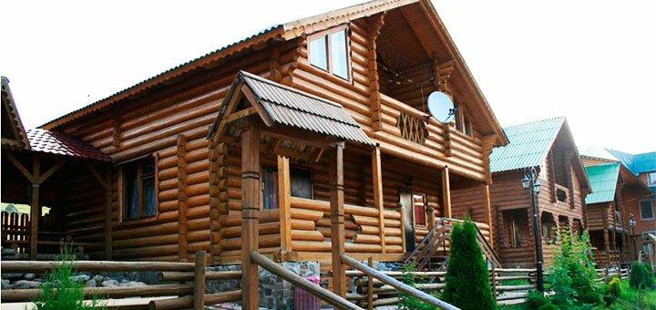 От 3 дней отдыха с питанием в отеле «Синяя гора» в Буковеле