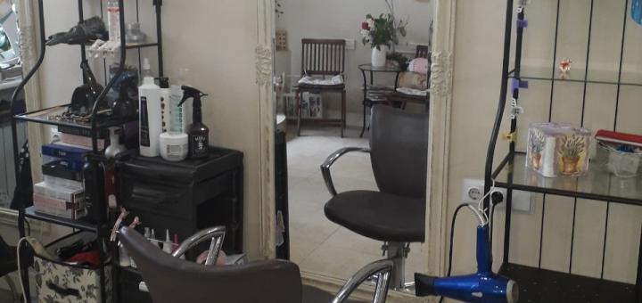 Полировка волос по всей длине в салоне красоты «Аллюр»