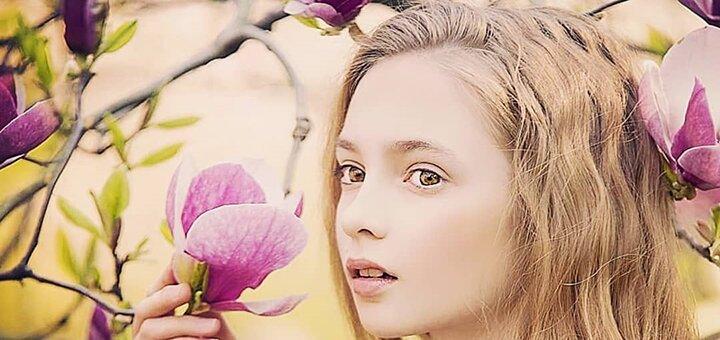 Уличный художественный фотопроект «Летняя красавица» от профессионального фотографа Natashion
