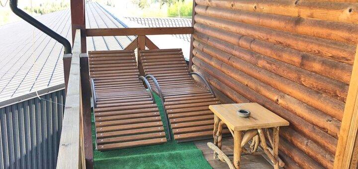 От 3 дней летнего отдыха с пакетом услуг в дачной усадьбе «ПБ» в Мигово