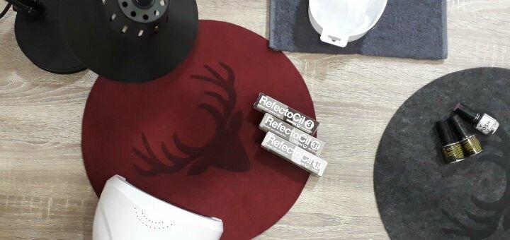 Биофиксация, окрашивание бровей в студии «Подружки»