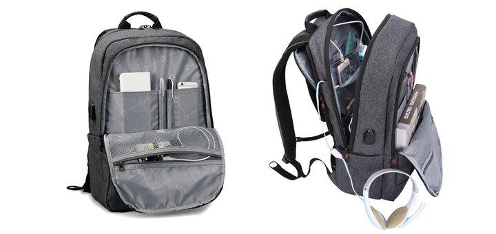 Скидка 10% на рюкзаки Tigernu для ноутбука