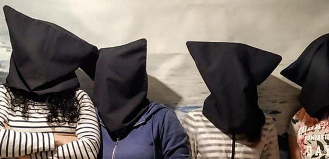 Посещение квест-комнаты «Остров проклятых»  от компании «Сходка»