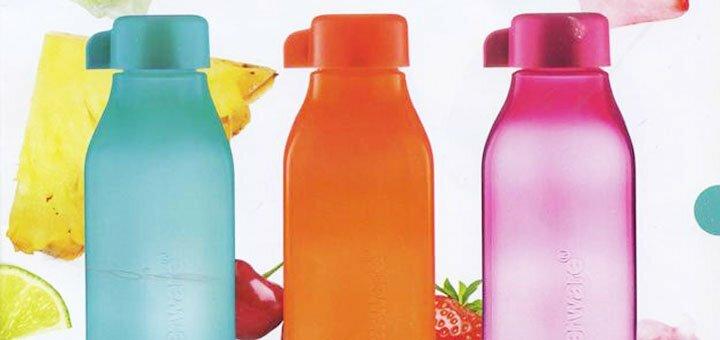 "Скидка 46% на набор эко-бутылки (1,5л) + ёмкость ""Хит-парад"" (2 л)"