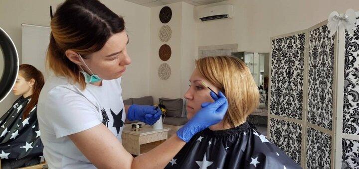 Профессиональный макияж и укладка от студии «A.Beautylab»