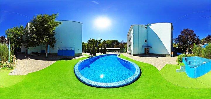 От 3 дней отдыха летом с посещением бассейна в кемпинге «Южный» в Сергеевке