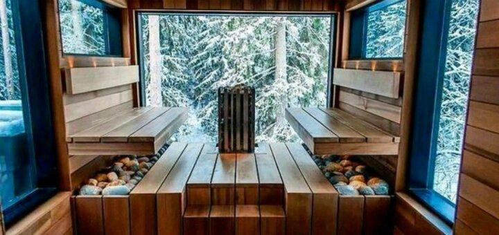 3 часа посещения сауны с бассейном для компании в сауне-бане «Атланта»