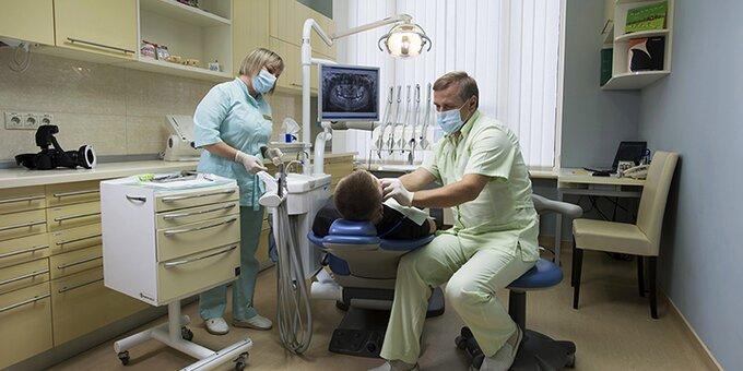 Сертификат на любые стоматологические услуги в стоматологической клинике «Chibis»