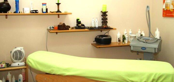 До 7 сеансов антицеллюлитного массажа в студии «Красотка»