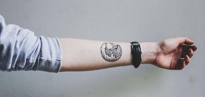 До 2 сеансов лазерного удаления татуажа, татуировки в кабинете красоты Натальи Павловой